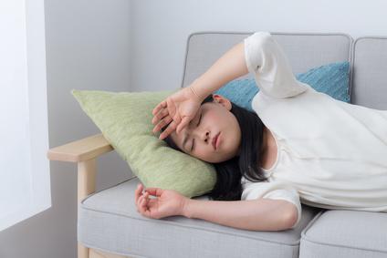 根管治療後、ズキズキした痛みがあり眠れない