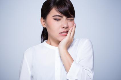 根管治療中の激痛・痛み