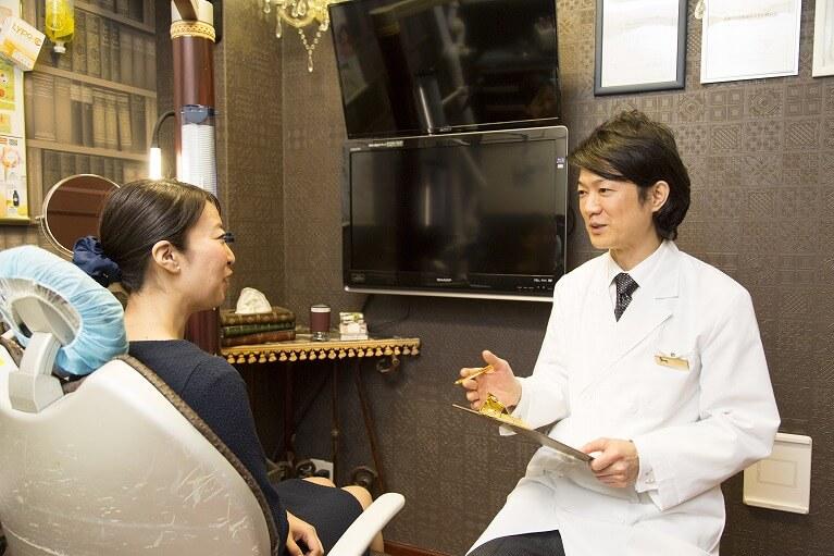 豊中で矯正の無料相談実施中です。全顎矯正と部分矯正を選んで頂けます。