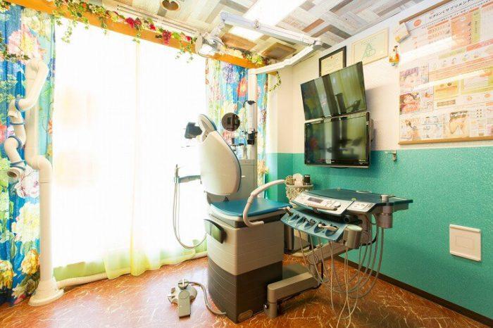 診察室:オーシャンルーム写真