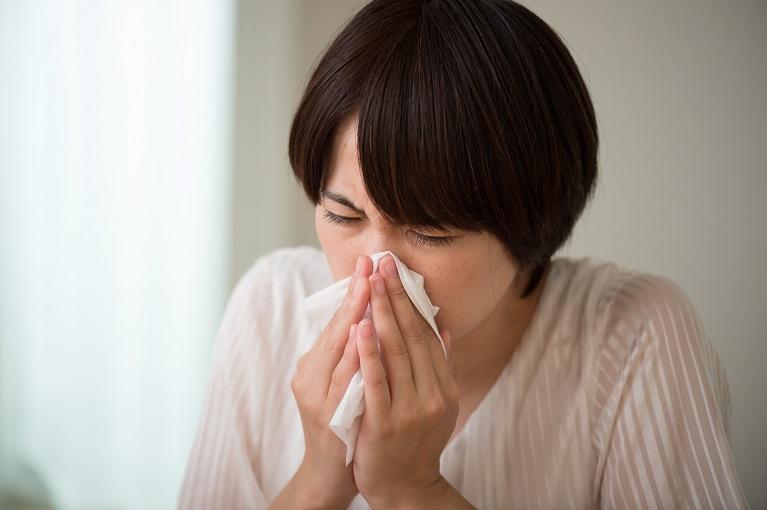 鼻・喉の炎症