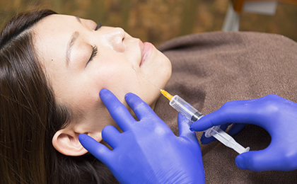 歯科治療と美容治療を並行して受けられます